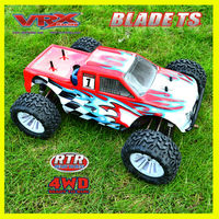 2013 hot sell,1:10 rc car, 4WD nitro truck,factory price,good structures