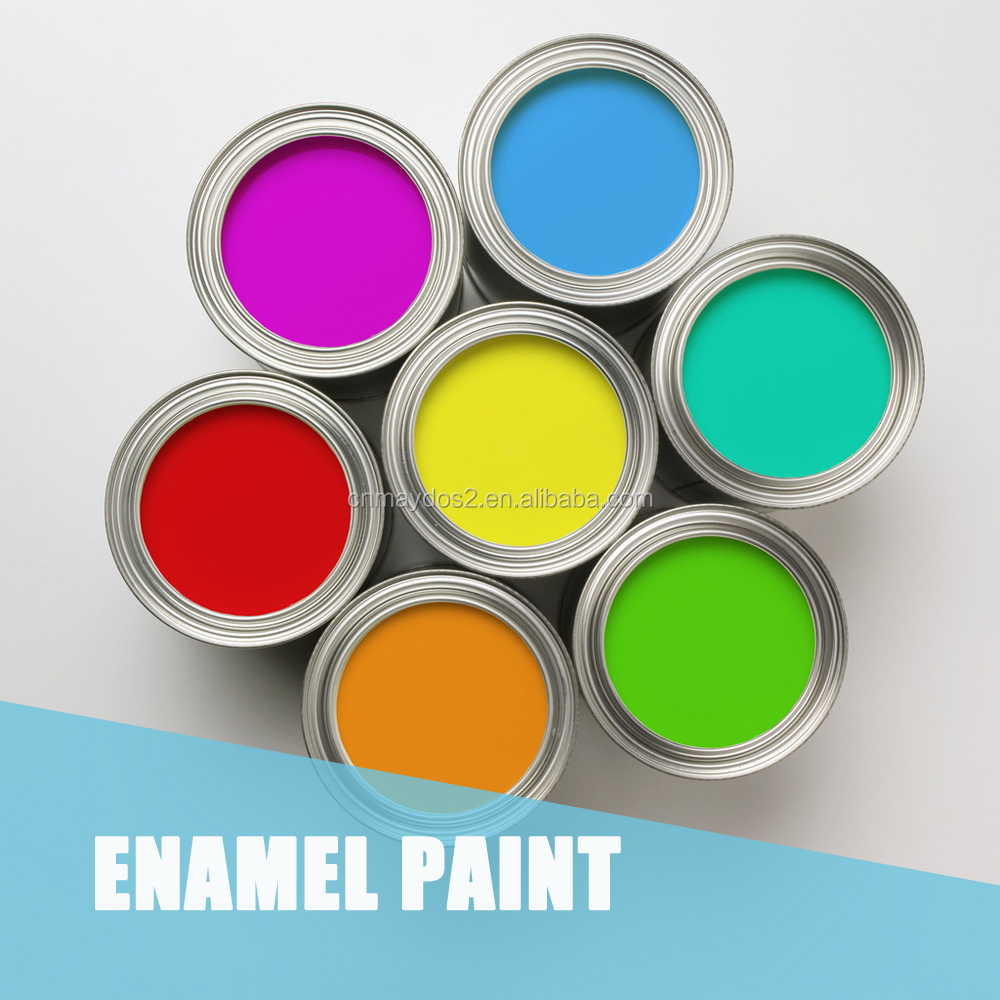 Maydos alkyd base enamel paint for interior and exterior metal maydos metal paint china paint - Exterior wood and metal paint set ...
