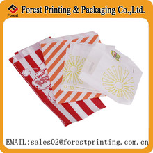 Paper bag for snack packaging,food bag for fried food packaging