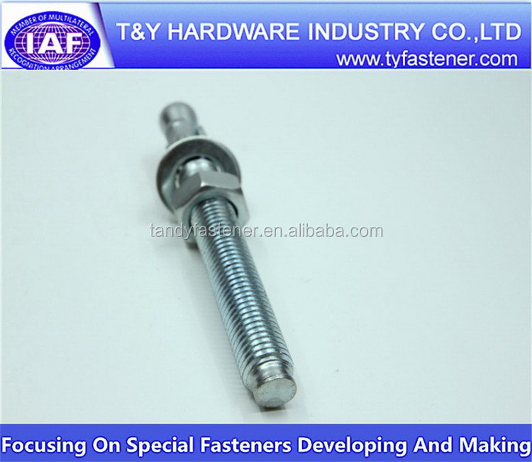 New Wholesale super quality e g l type anchor bolt m30