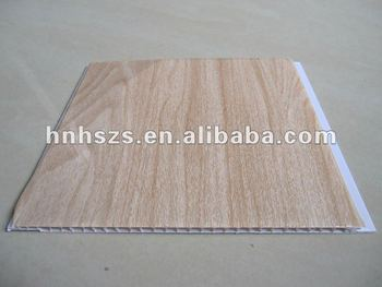 Wooden PVC Panel In Haining,China