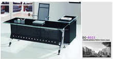 2016 High end good quality glass office desk with best price