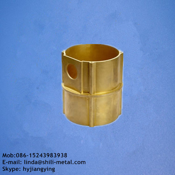copper die castings / brass die casting / die casting parts