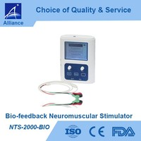 Bio-feedback Neuromuscular Stimulator NTS-2000-BIO 2Channel