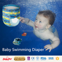 printed baby adult diaper genie resuable swim baby diaper