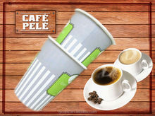 disposable paper coffee cup for vending