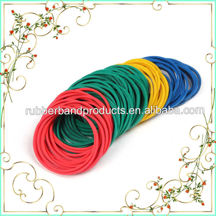 High Quality Cheap Price Size 16 Natural Elastic Ruber Band Wholesale