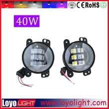 Fashion new style 40w led work lamp offroad 12v led spot driving light