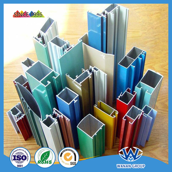 Aluminum powder coating for outdoor