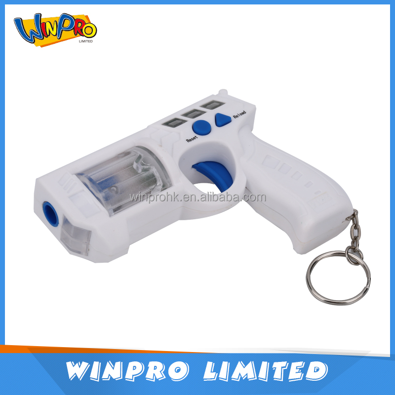 Battery Requirement 6 x AG13 batteries Electronic toy kids laser gun
