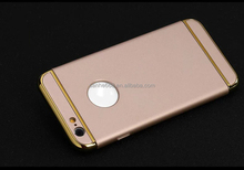 2016 blank mobile phone case protective case For iPhone 5 best seller 3 in 1 design phone case for iphone 6s plus 5.5""