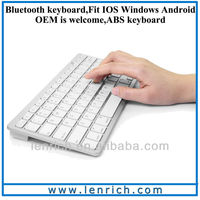 LBK103 for apple bluetooth keyboard ,Wireless Keyboard for desktop&tablet pc
