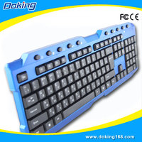 Tope quality USB laptop computer keyboard