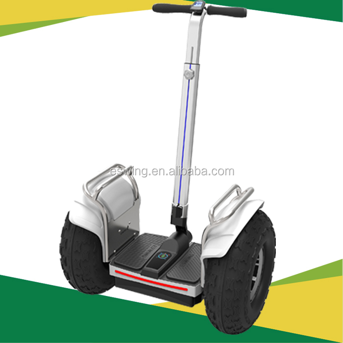 Eswing ES6 China 2 Wheel Self Balance Scooter/Standing up Electric Chariot/ Electric Unicycle have CE