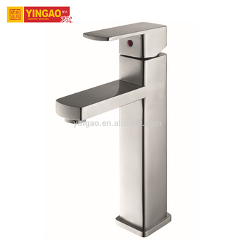 New Design Deck Mounted Single Hole Contemporary Basin Faucets