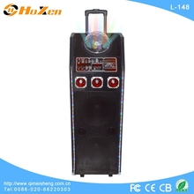 Supply all kinds of bt -speaker,small square speaker,bluetooth speakers with strobe light rechargable