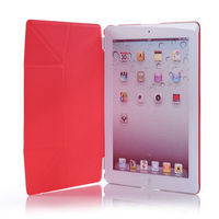 Wholesale for iPad Smart Cover,Colors Custom for iPad 2/3/4 Tablet Case Cases for Tablets Factory direct Sale