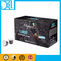 Kosher Original Italy LUCE Espresso 50 coffee capsules compatible for espresso machine