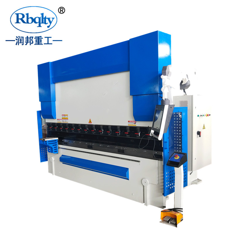 Hydraulic press brake machine with DA58T and cnc mould for automatic bener metal plate from <strong>manufacturer</strong>