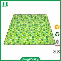 Custom cheap waterproof portable children beach mat/folding outdoor picnic mat/popular camping mat
