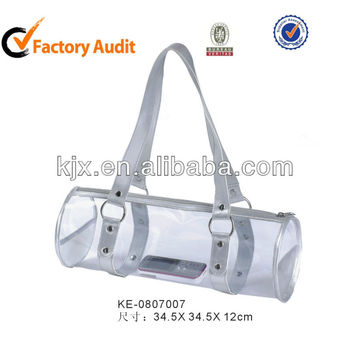 Cheap Jelly Transparent Bag For Promotion