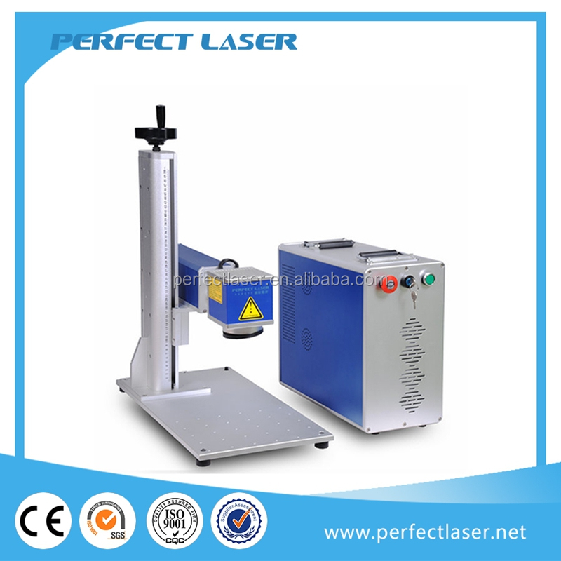 Factory Price 10W 20W 30W Laser Stainless Steel Jewelry Metal Engraver Fiber Laser Marking Machine For Small Business