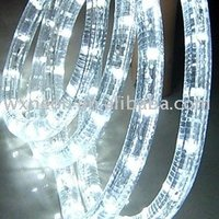 led rope light(clear white)