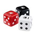 ICTI certificated custom made plastic kids dice coin bank