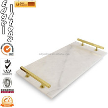 Natural Stone Marble Serving Tray
