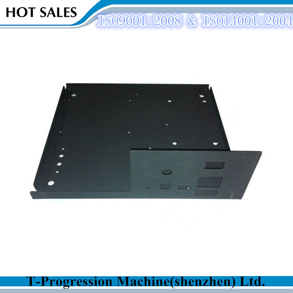 Aluminium With Black Anodize Precision Machining Sheet Metal Stamping PCB Shield
