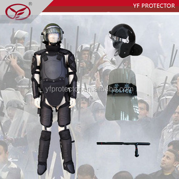 full body protector Flame resistant anti-riot gear/anti riot suit