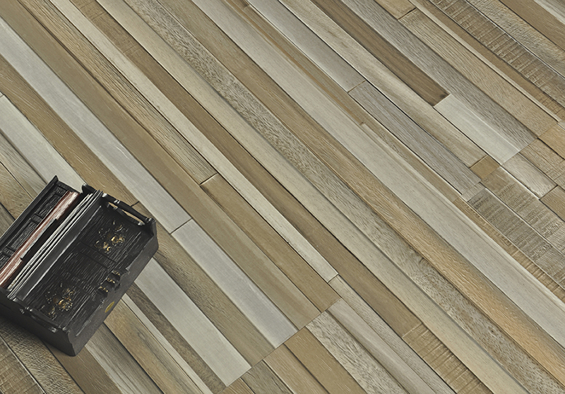 grey bamboo unfinished parquet wood flooring