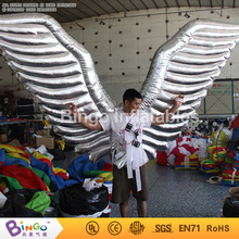 High quality 2M inflatable Vitoria's Secret Angel Wings model with cheap price