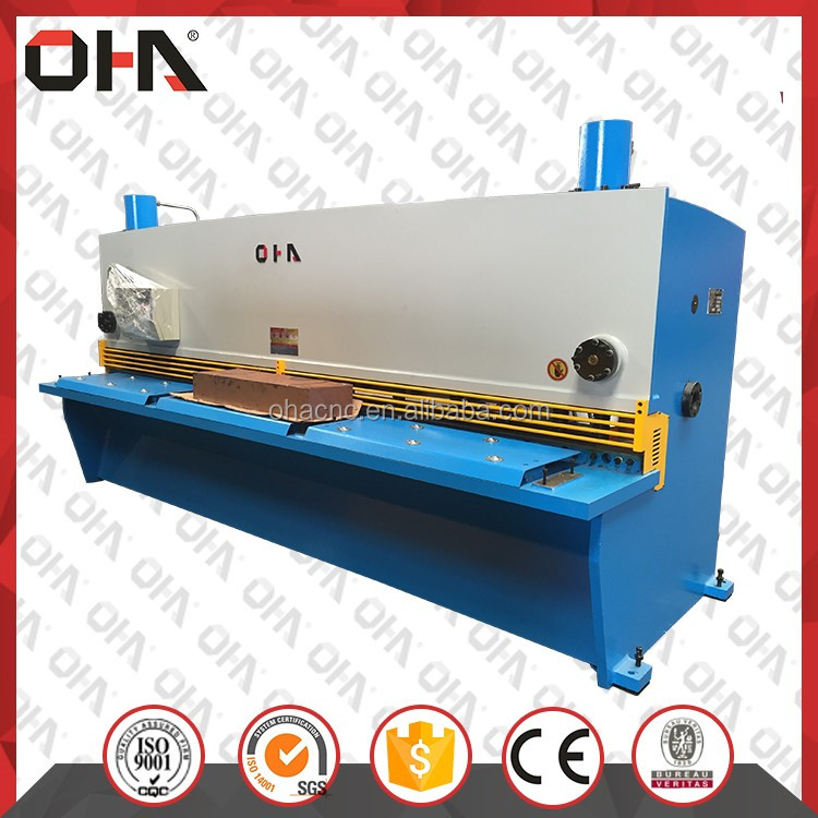 2017 hot new products alligator shearing machine for rotary shear machine