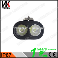 WEIKEN auto parts toyota hiace commuter van 12V 80W High Power LED Work Light/led work lamp/cob led work light FOR HEAVY DUTY