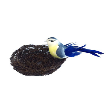 Sanitized Artificial birds crafts for wedding decorations