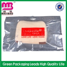 Fast shipping cosmetic packaging plastic facial mask bag