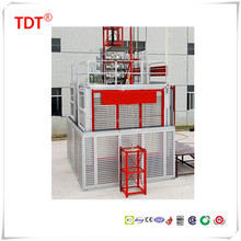 High Quality Portable Motor Building Hoist/ Lift Working Lift for Aerial Work