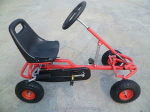 berg pedal go kart for kids with CE certificate