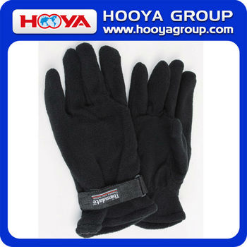 2014 diaposable hand fleece gloves manufacturers in china