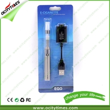 Ego e cig wholesale china Ego ce5 blister kit of ce3 clearomizer/ ce6 atomizer big sales