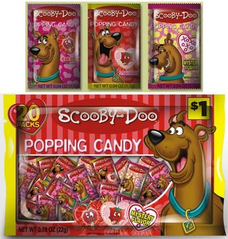P7272 Scooby-Doo Popping Candy 1.1g