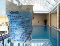 The precipitation agent Swimming pool clarifying agent