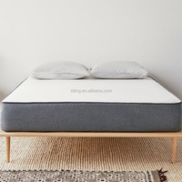 Compress Luxury Royal bedding memory foam mattress