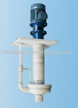 Vertical Spindle Pump