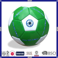 machine stitched OEM made in China best choice for cheap price inflatable soccer ball