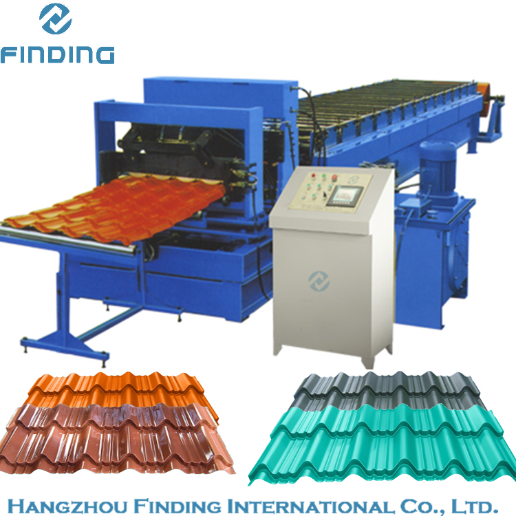 metal stud making machine