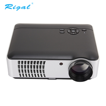 proyectores de video led portable support 1080P full hd home theater projector