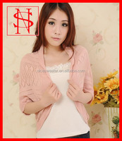 2014 hollow out shawl crochet knitwear thin summer cardigans women cheap