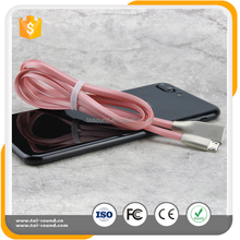 Customized hot selling 2 in 1 usb charging cable,high quality usb data cable